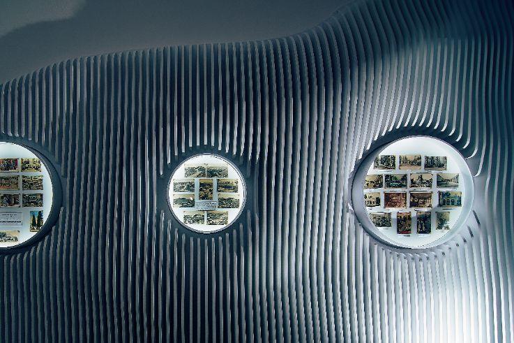 изготовление параметрической мебели и декораций. Кисловодский нацпарк