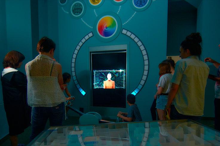 Детский мультимедийный экологический эдутеймент парк «Парк будущего» (Futurepark), Кисловодск, Россия